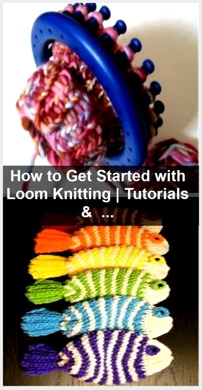 How to Get Started with Loom Knitting | Tutorials & Beginner Lessons By wellingt...,  #Beginner #Knitting #lessons #Loom #Started #Tutorials #wellingt