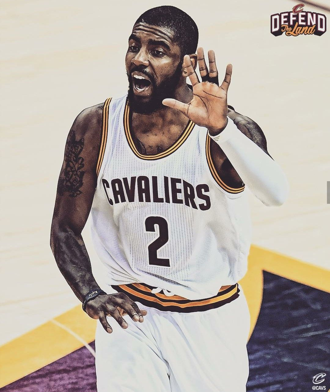 Kyrie Irving (With images) Lebron james kyrie irving