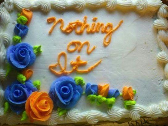 8 Hilariously Bad Cake Decorating Decisions