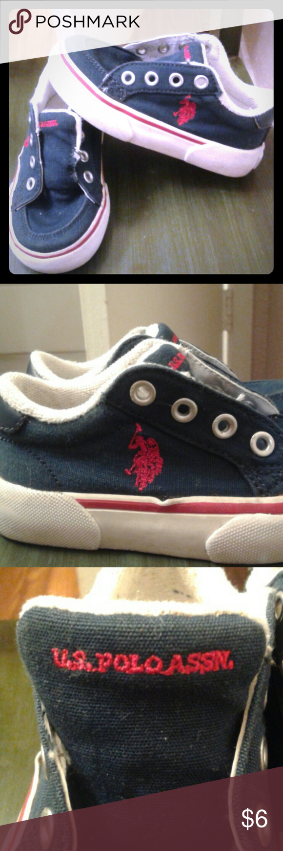 U.S. Polo Assn. Shoes Nice copy shoes for your infant. U.S. Polo Assn. Shoes Sneakers