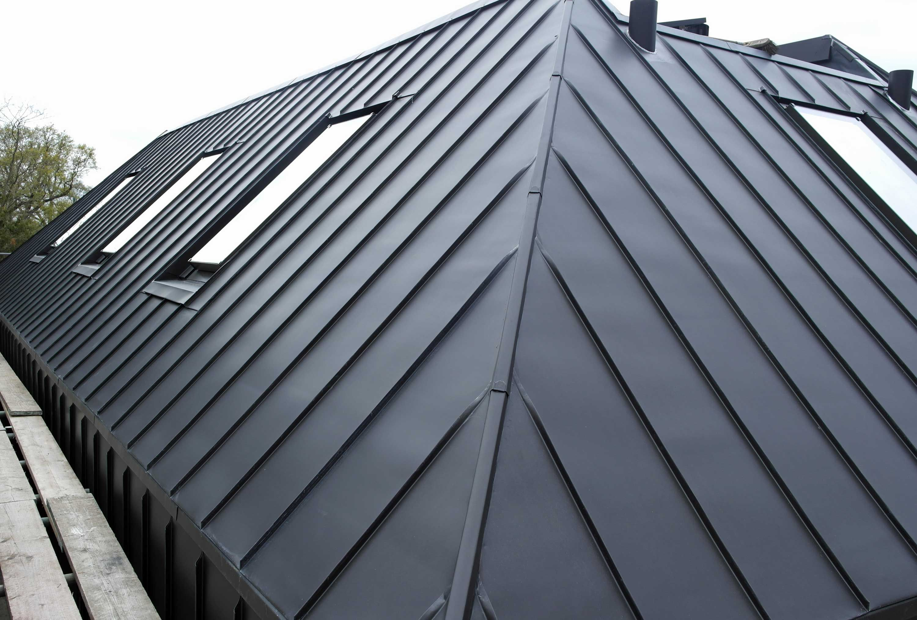 Pin By Msmile On Master Zinc Roof Roof Cladding Roofing