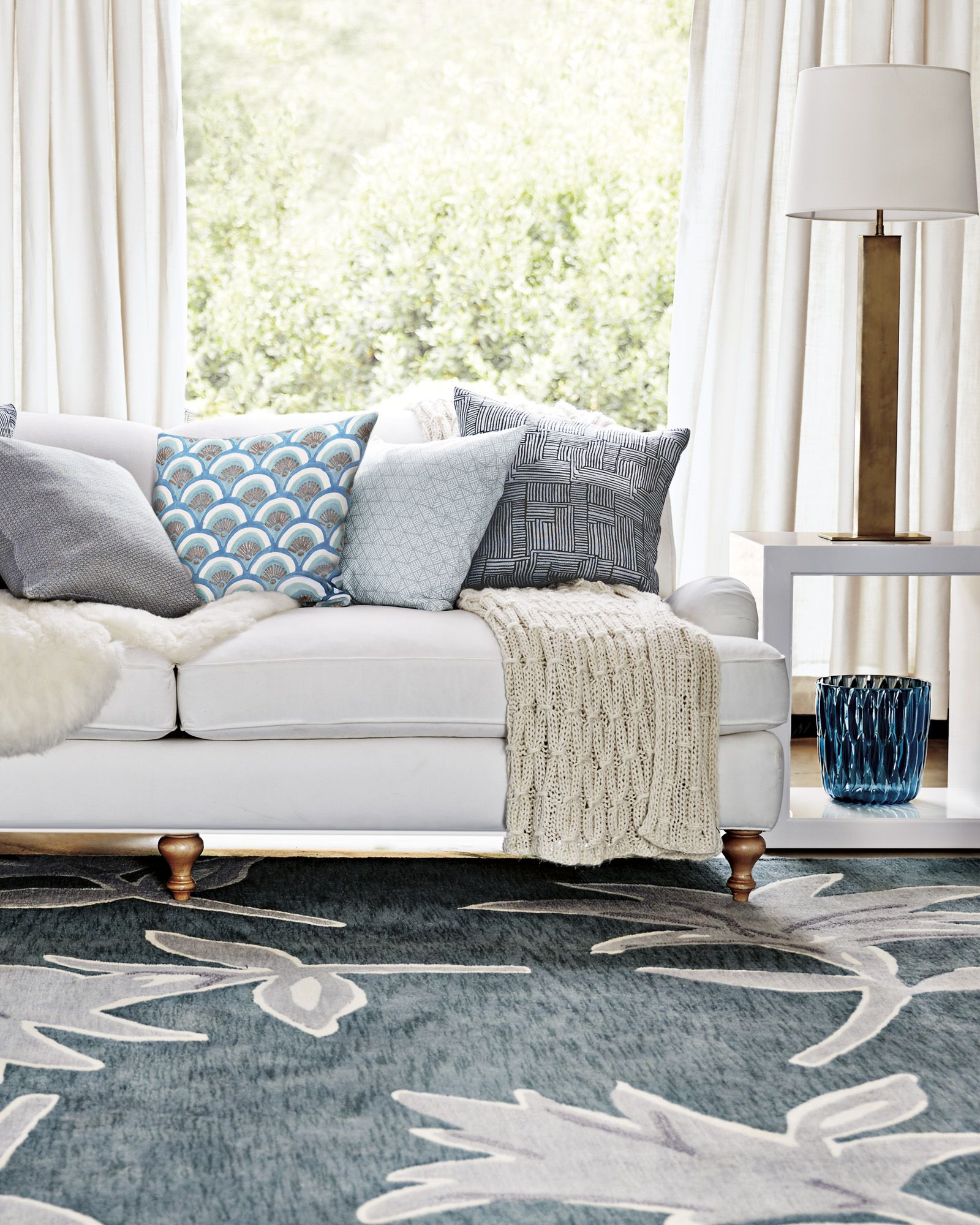 Shop The Miramar Sofa   Upholstered And The Rest Of Our Designer Sofas At  Serena And Lily.