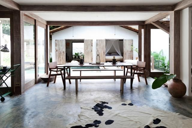 Woonkamer Casa Lola : The charms of casa lola in brazil places and spaces