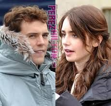 lily collins hair love rosie - Google Search #lilycollins