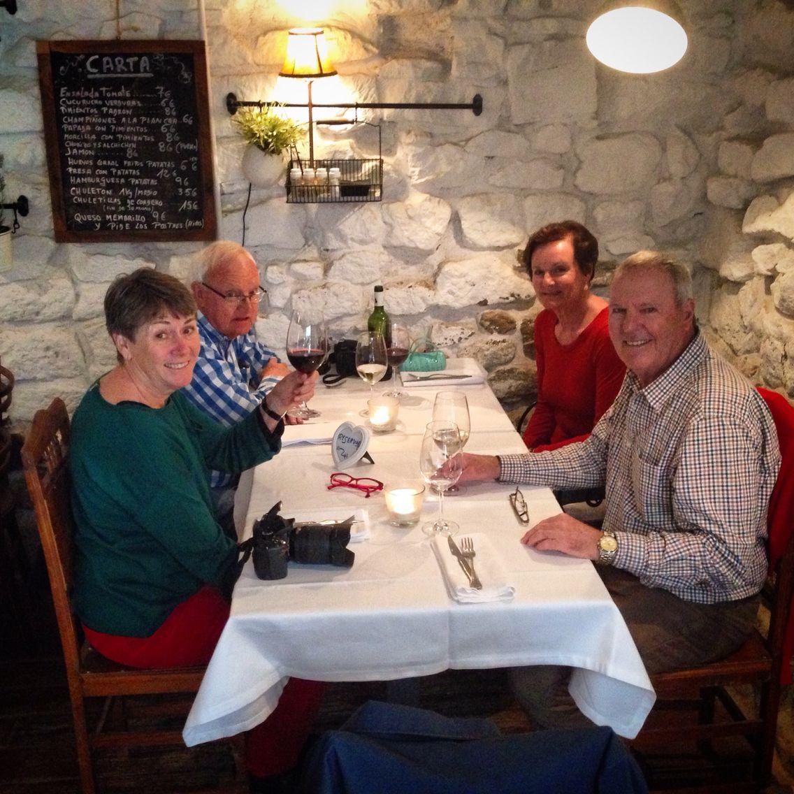 #cuevadelobos #laguardia #lariojaalavesa #basquetrips #wine #restaurants