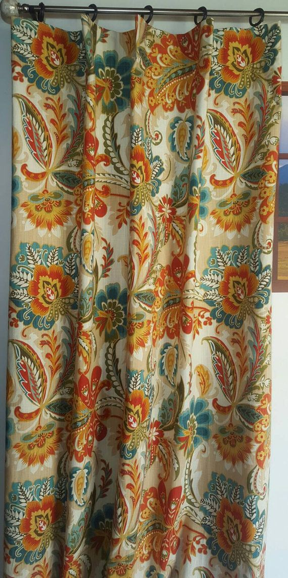 kitchen valance covington curtains fiesta pin carson curtain
