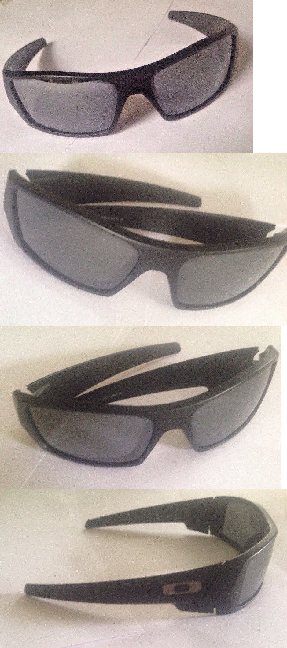 9d1fa458001 Sunglasses 79720   New  Oakley Gascan 12-856 In Matte Black With Black  Iridium Polarized Lens -  BUY IT NOW ONLY   79.95 on eBay!