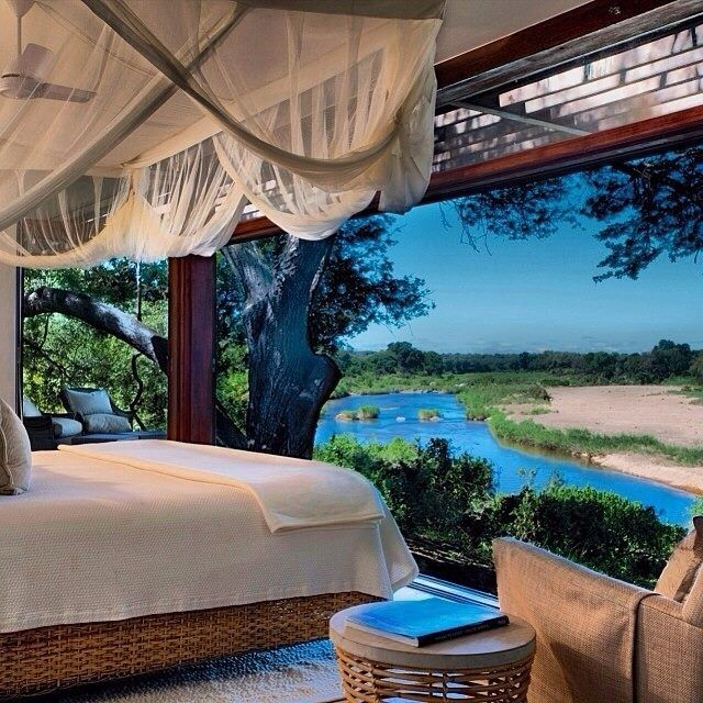 Lion Sands Ivory Lodge -Mpumalanga, South Africa