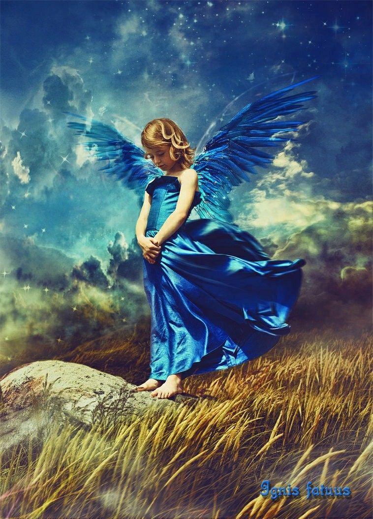 фото фея ангел хорошего качества фотохимический смог