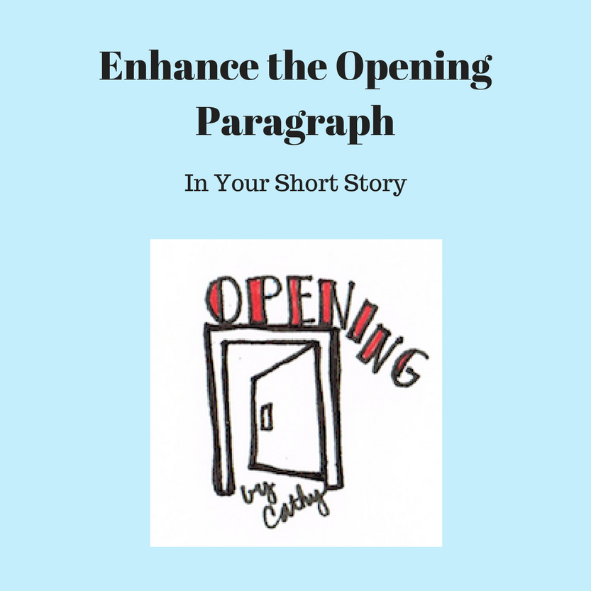 opening sentences for stories