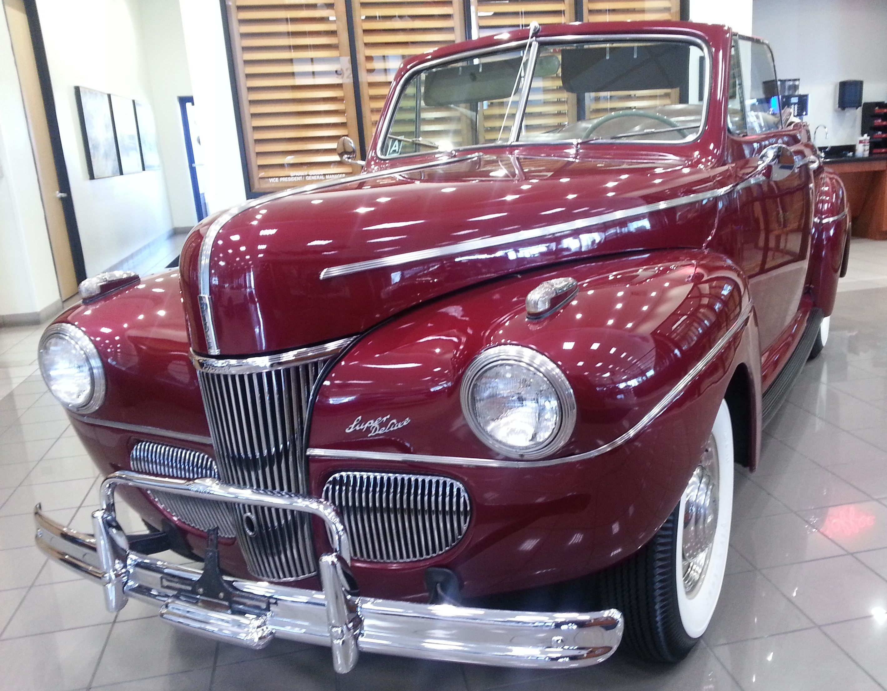 Beautiful 1941 Ford Classic Concept Vehicles Motorcycles Lincoln Town Car Cars Vintage Automobile