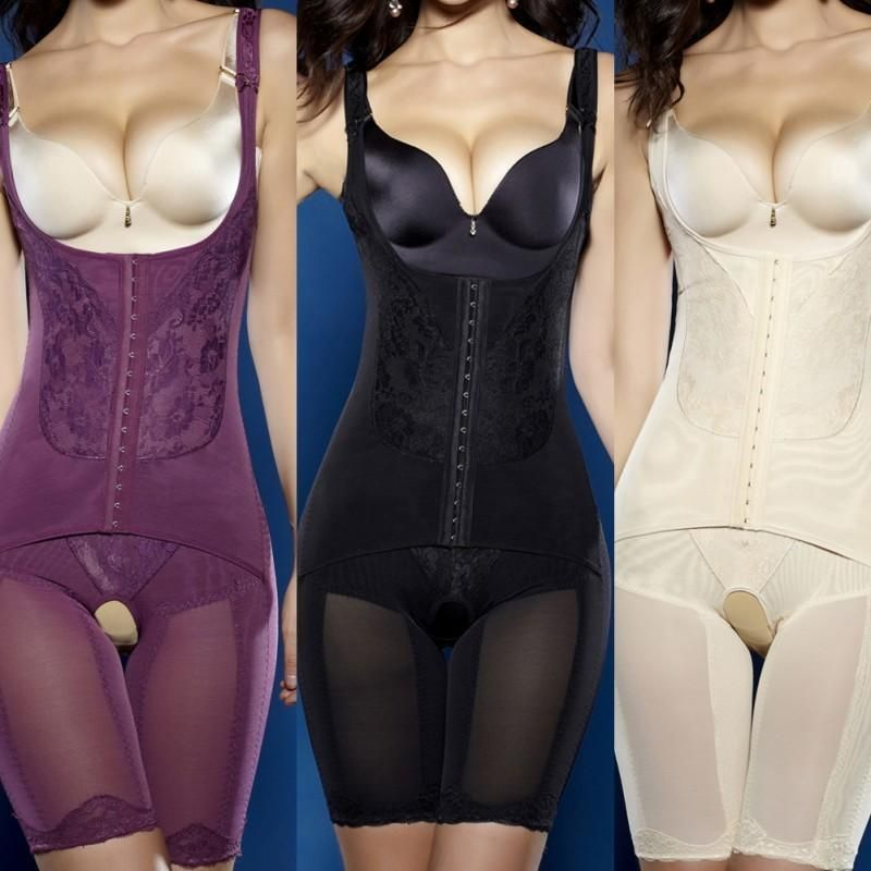 90f572737dc42 Magnetic Shape wear Underwear Waist Corset Bodysuit Girdle Body Shaper -  Gia Trendy Mode. Available in 3 colors ...