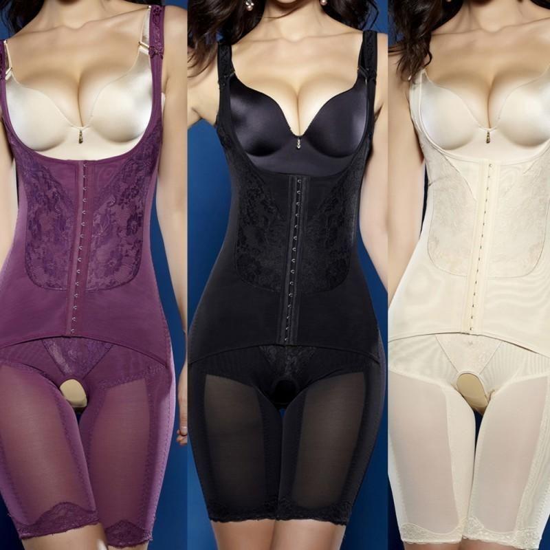 8c8d9806c6b1b Magnetic Shape wear Underwear Waist Corset Bodysuit Girdle Body Shaper -  Gia Trendy Mode
