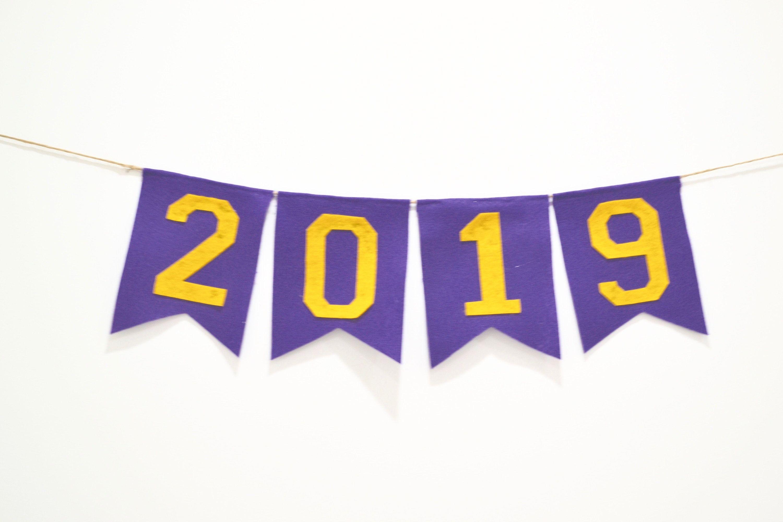 Auburn Graduation 2020.Graduation Banner Class Of 2020 Graduation Decor