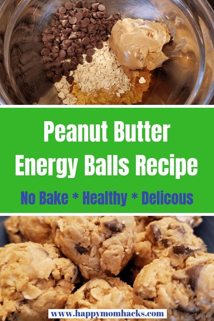 Energy Balls Recipe images
