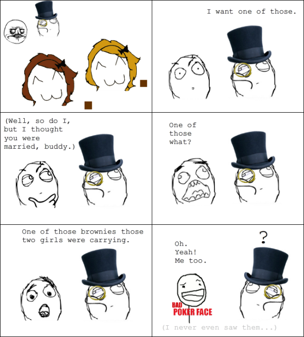 My Mind Officially Lives In The Gutter Rage Comics Gutter Mindfulness