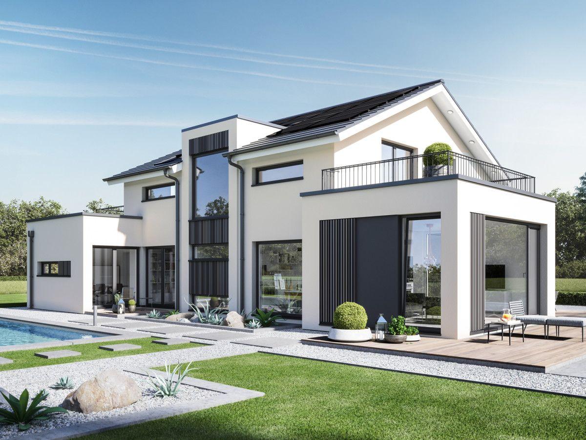 Concept-M 154 - Bien Zenker - http://www.hausbaudirekt.de/haus ...