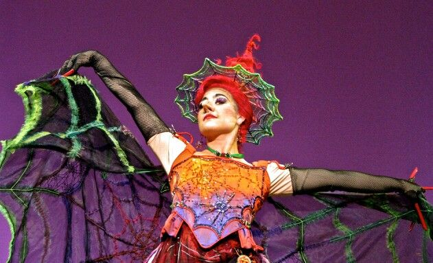 Wicked witch-Shrek the Musical