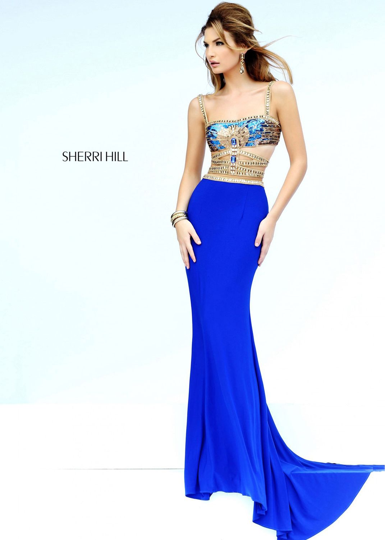 Sherri Hill 11196 Sexy Strappy Dress