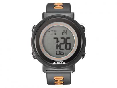Relógio Monitor Cardíaco Fortius Atrio - Resistente a Água Contador de Calorias com as melhores condições você encontra no Magazine Raimundogarcia. Confira!
