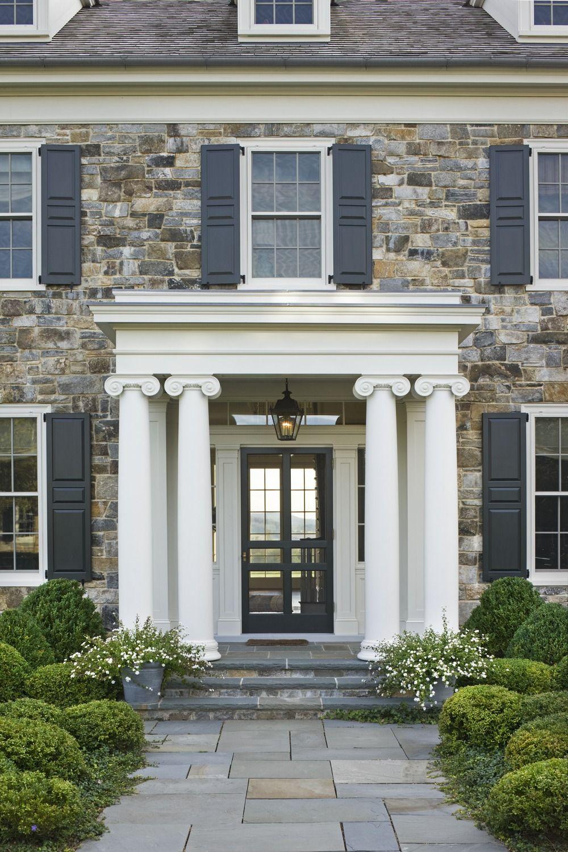 Entry shallow steps architect gil schafer blog design darling