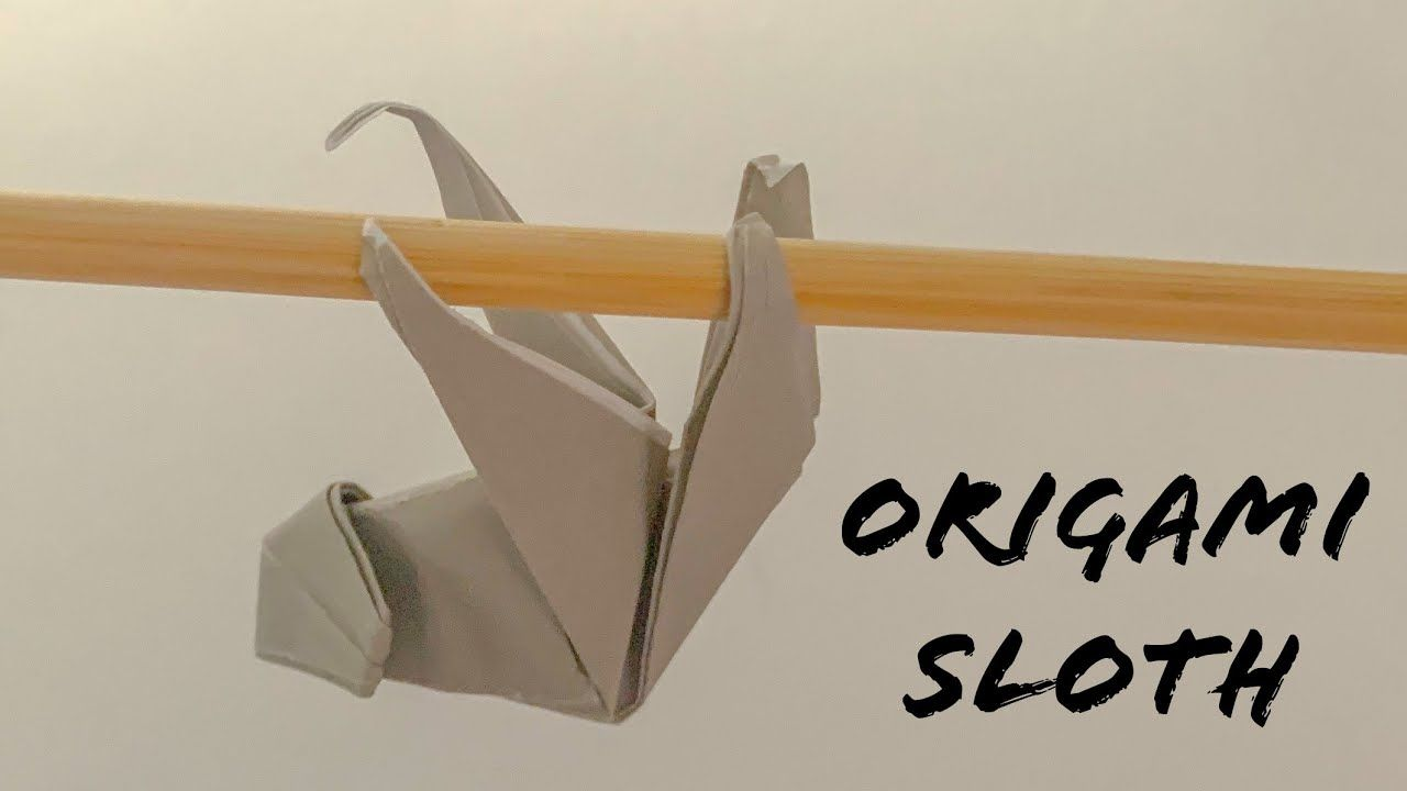 Photo of Wie man ein Origami-Faultier macht