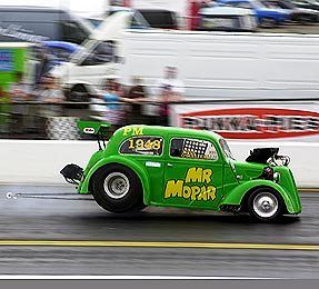 1948 Ford Anglia Who Says Anglias Are Slow Drag Racing Cars