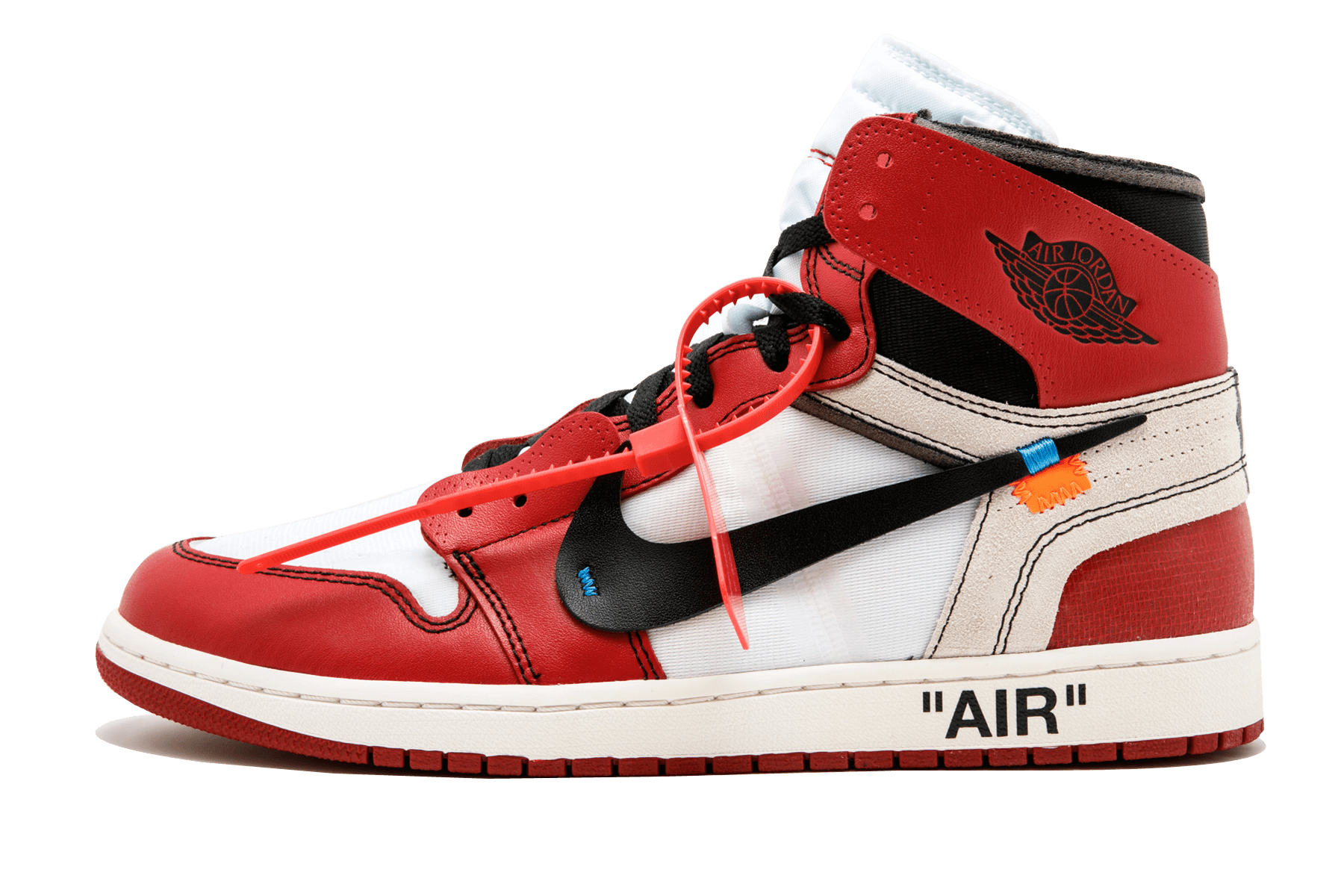 Air Jordan I, Virgil Abloh, nike · White JordansAir ...