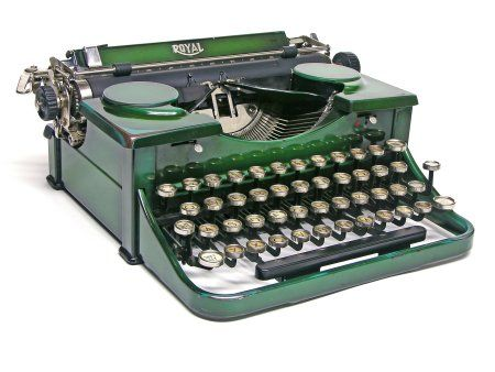 Royal Portable (2nd model) 1930