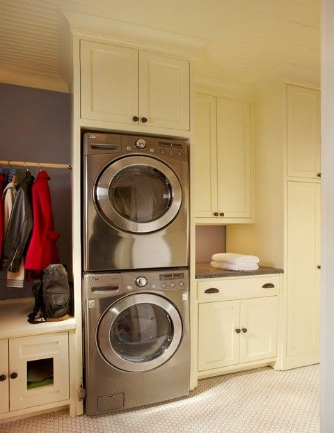 Cool Litter Box Cabinet In Laundry Room Traditional With Fold Down Table  Next To Small Laundry