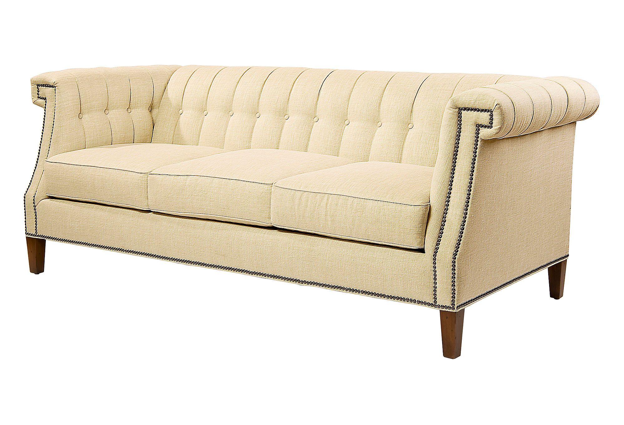 Best Belle Meade Bella Sofa Gold 400 x 300