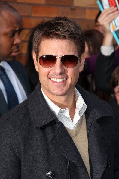 Tom Cruise Photos - Tom Cruise Drops by 'The Daily Show' 3 - Zimbio