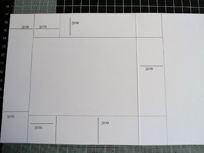 Make A Stepper Card With A Prescored Card Blank  Templates