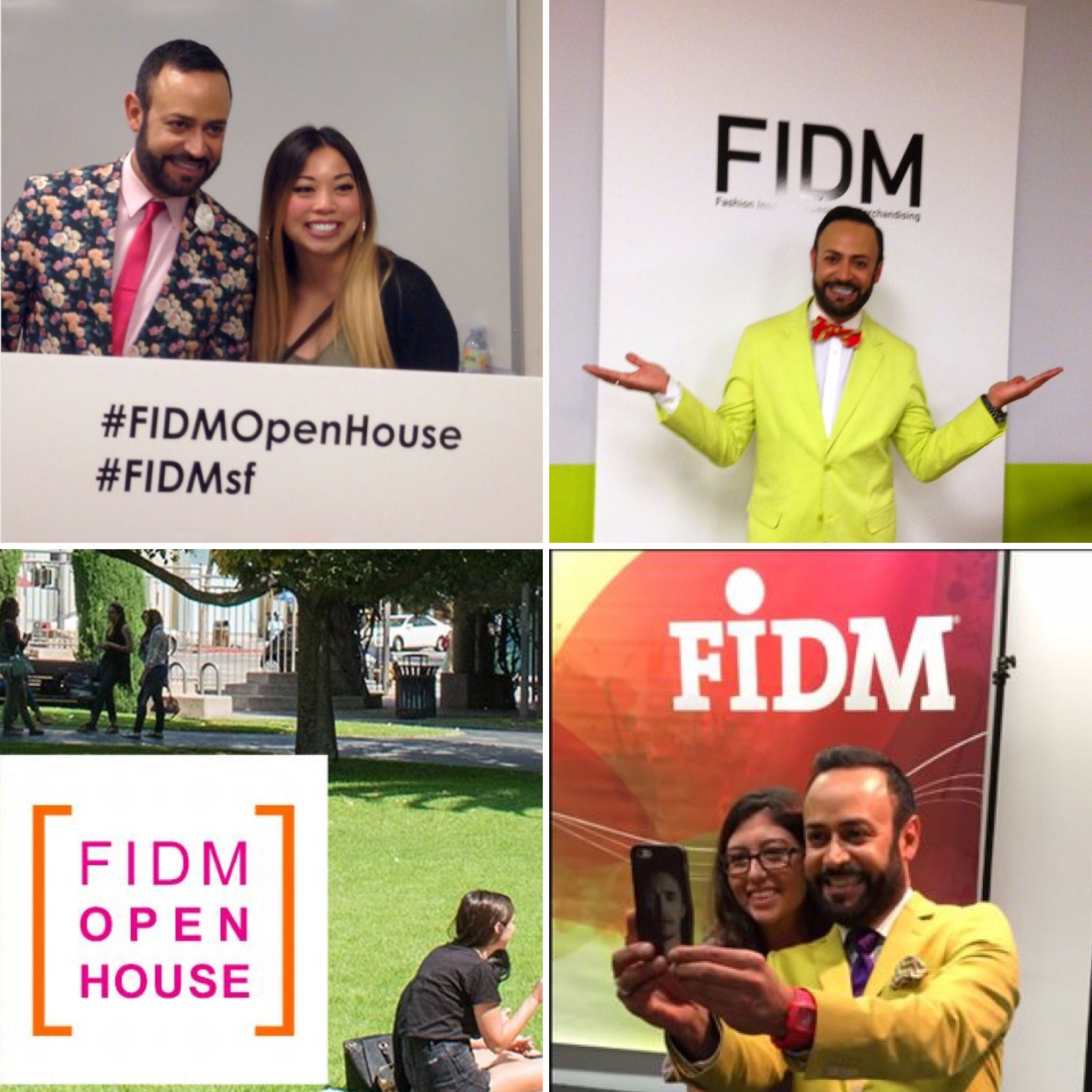 Nick Verreos--FIDM Open House