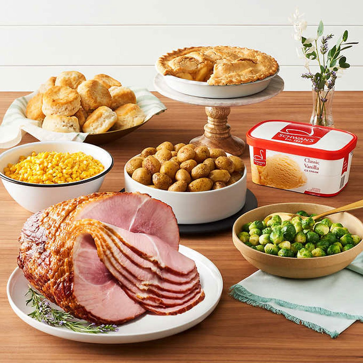 Costco will deliver easter dinner to your doorand its