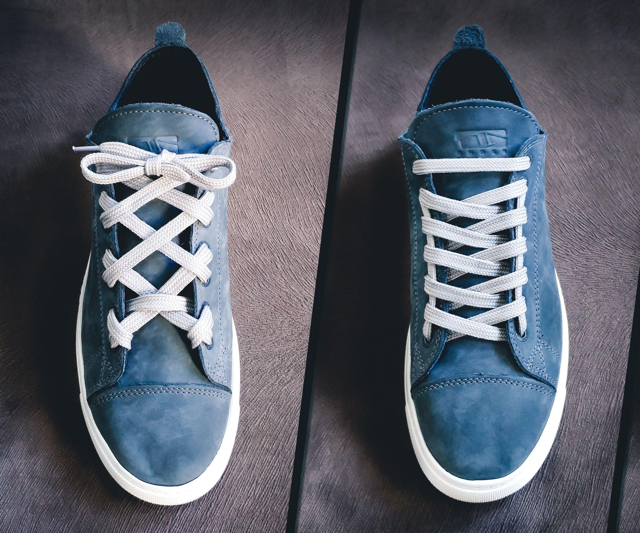 unique shoelace designs
