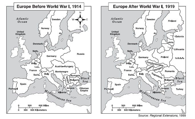 Ww1 map of trenches google search military wwi pinterest wwi europe map world war 1 before and after yahoo image search results gumiabroncs Images
