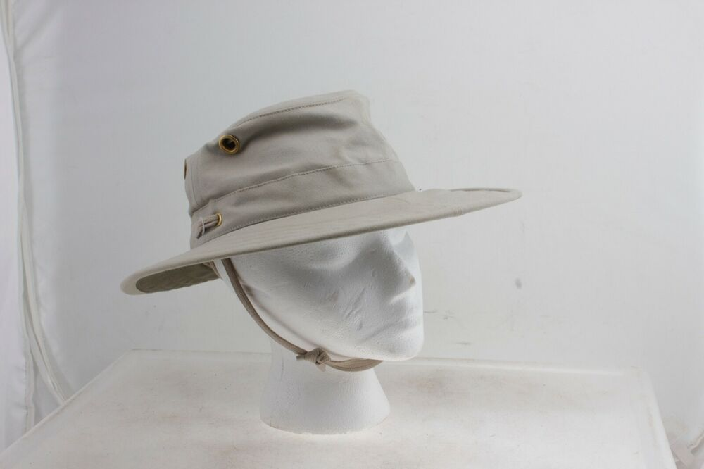 Canadian Tilley Endurables Outdoor Boonie Hat Size 7 3 8 23 1 8