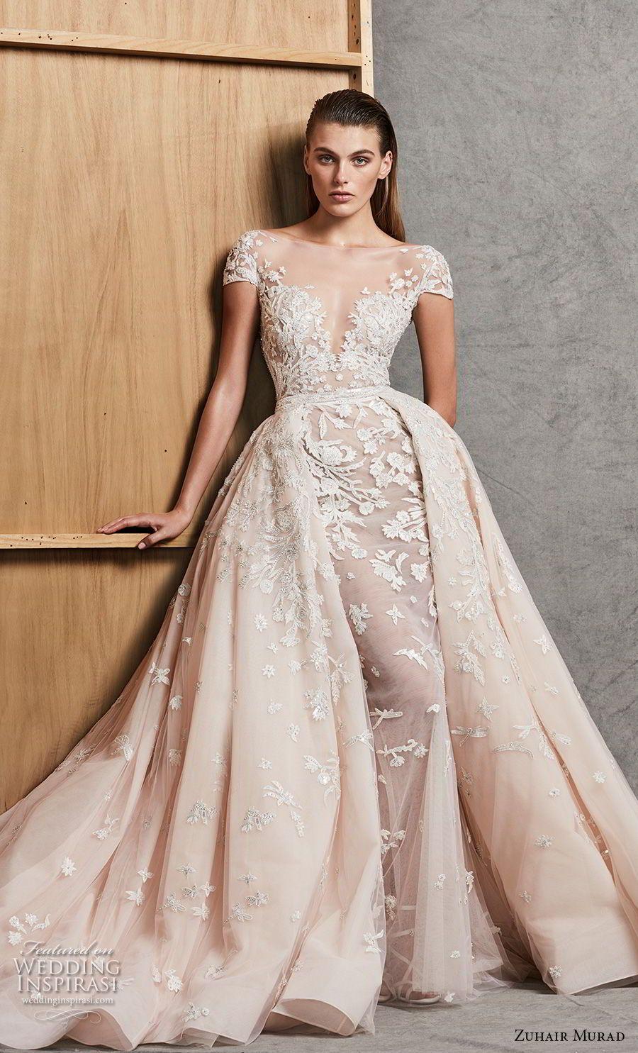 Zuhair Murad Fall 2018 Wedding Dresses Wedding Inspirasi Wedding Dresses Kleinfeld Wedding Dresses Zuhair Murad Zuhair Murad Bridal [ 1485 x 900 Pixel ]