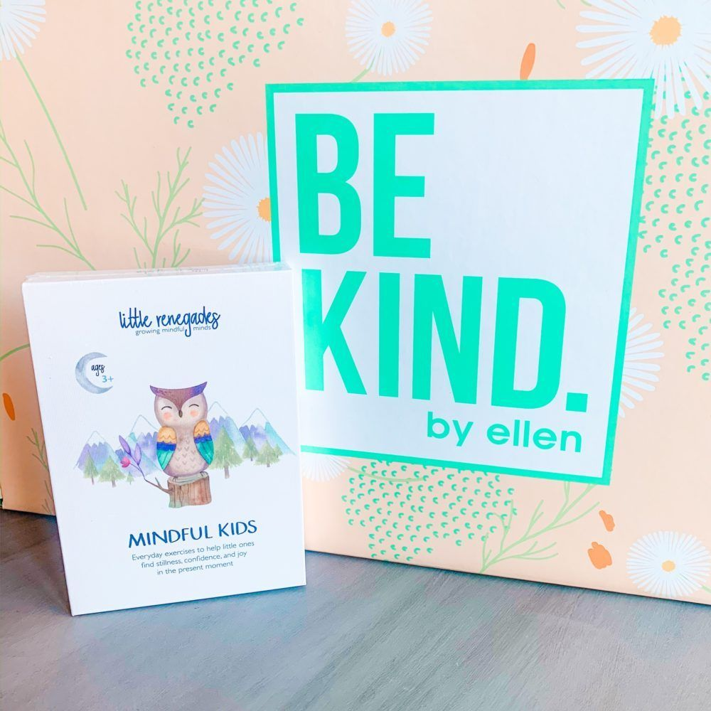 Be Kind By Ellen In 2020 Kindness Perfect Timing Anti Bullying Campaign