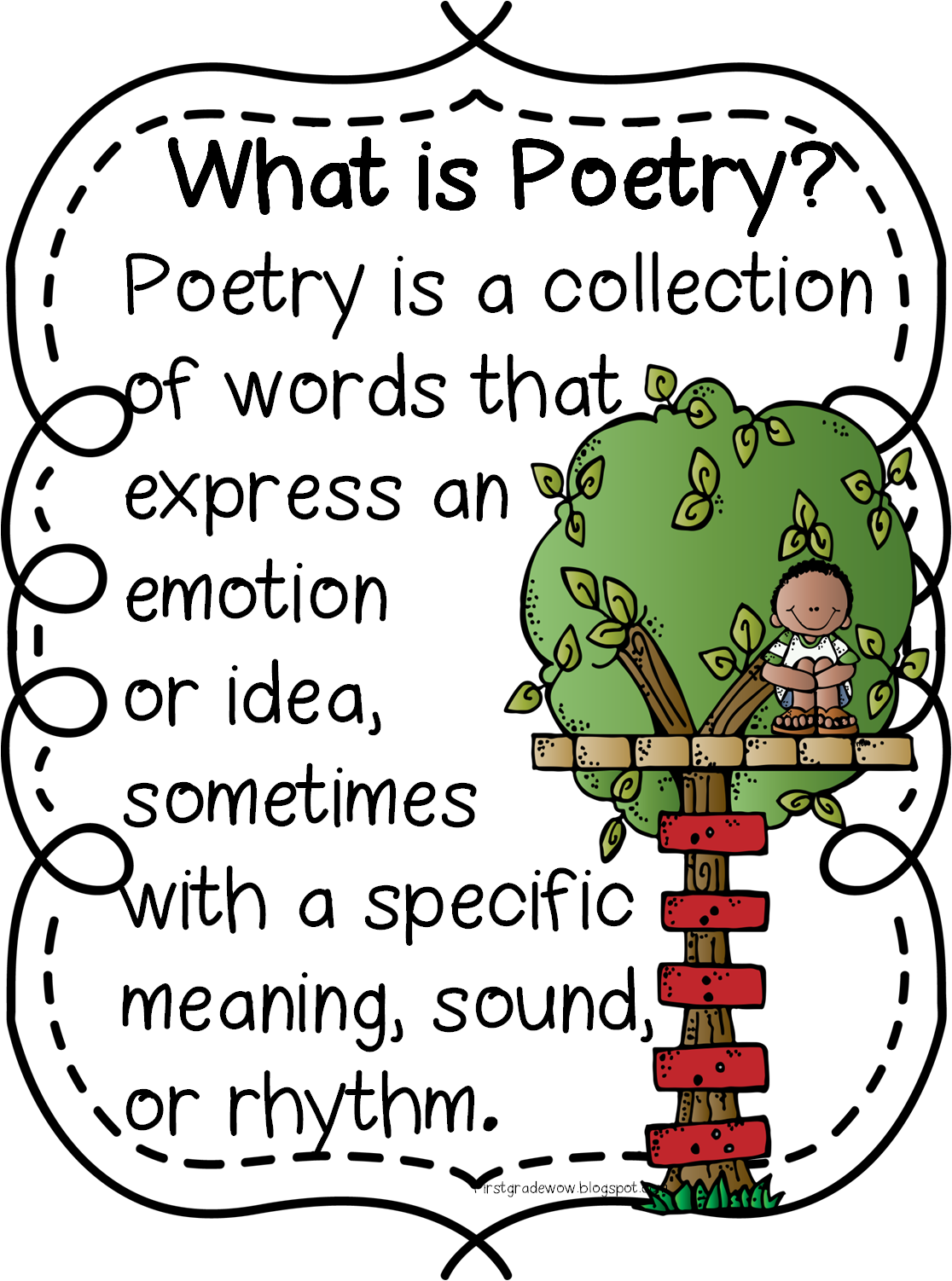 Hello Everyone!! Happy April and Happy Poetry Month!! Poetry is one ...