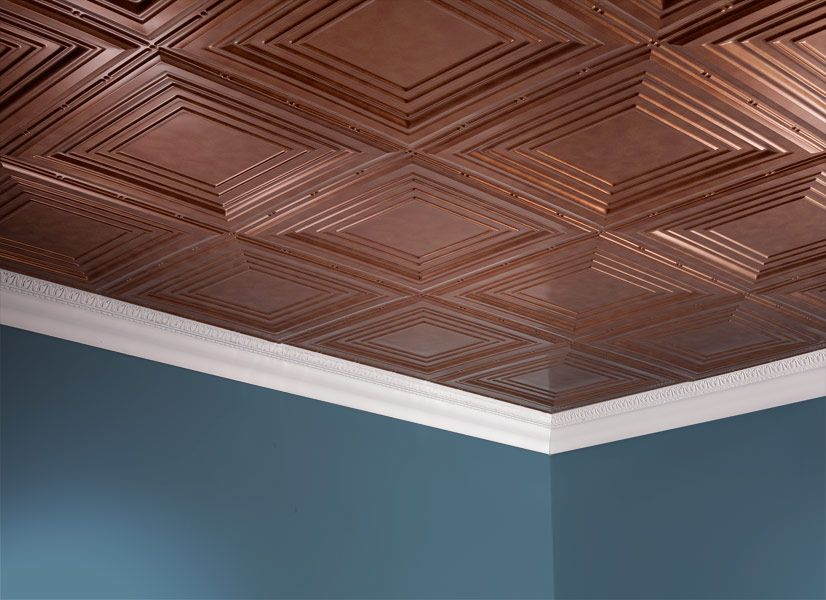 Drop Ceiling Decorative Tiles Decorative Drop Ceiling Tiles 2X4 — New Basement And Tile