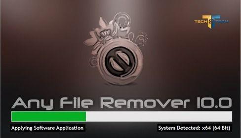 File Remover : Supprimer de force n'importe quel fichier (accès refusé)
