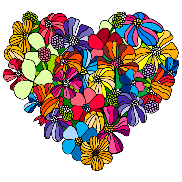 Happy Color Color By Number On The App Store Coloring Book App Mandala Art Lesson Doodle Patterns