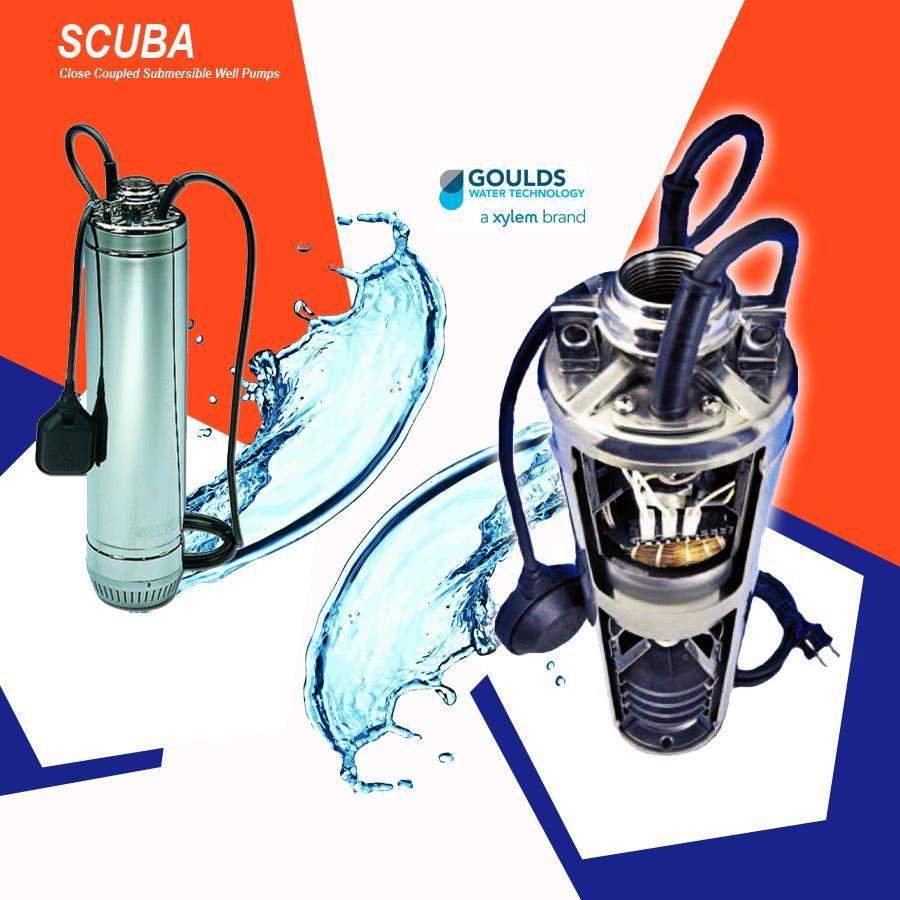 طلمبات الآبار و الاعماق Scuba مضخات غاطسة متعددة و أحادية المراحل تضمن تفوق الآداء و أقصى كفاءة تشغيلية تصميم ف Submersible Well Pump Deep Well Pump Pool Pump