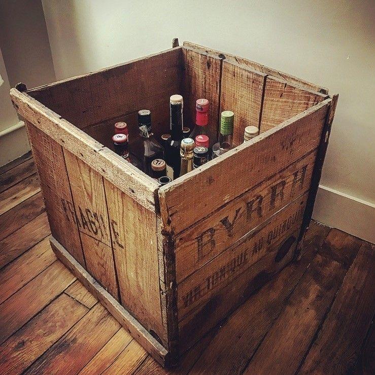 ranger ses bouteilles d alcool