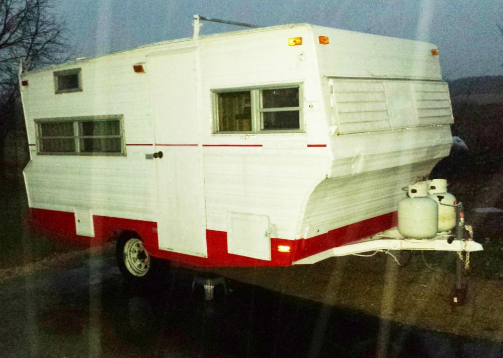I have a well kept 1972 Aristocrat Lo-Liner camper travel trailer that my daughter and I used for hunting. Daughter number 2 will be hunting soon to time for me to bite the bullet and get a bigger camper.