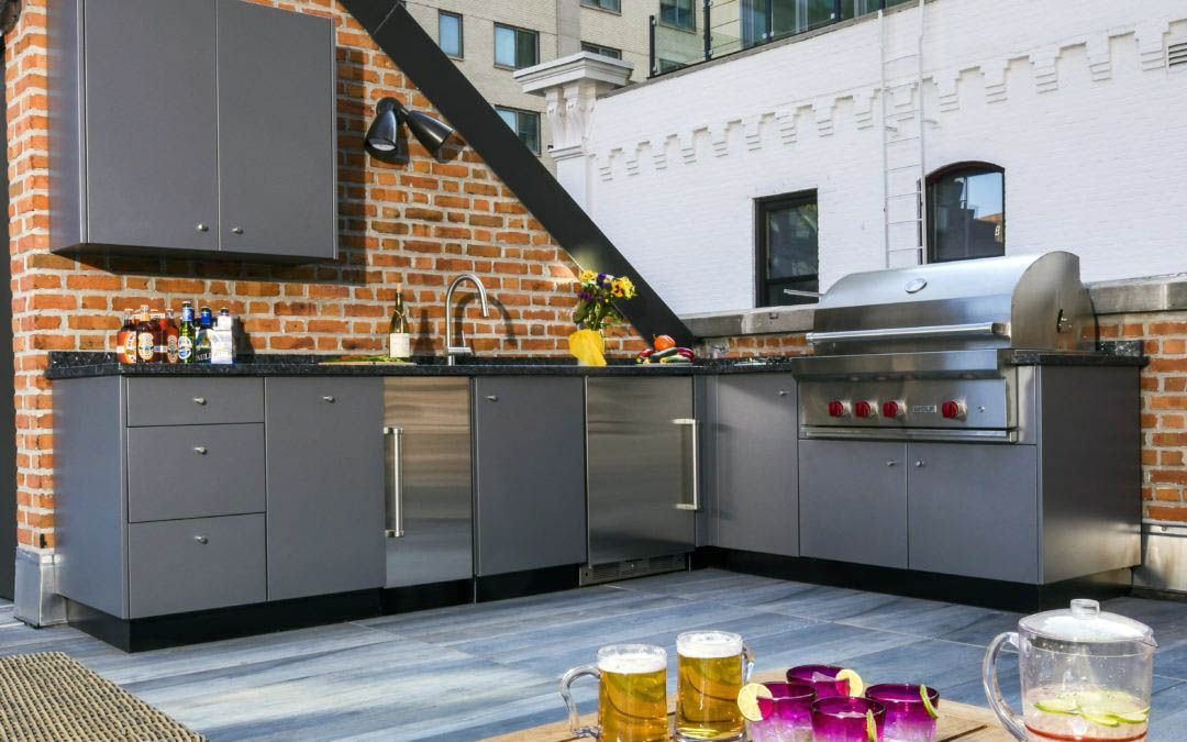 Check Out The Webpage To Read More About Outdoor Kitchen Contractors Near Me Simply Click Here To Find Out More Outdoor Kitchen Design Outdoor Gas Fireplace Outdoor