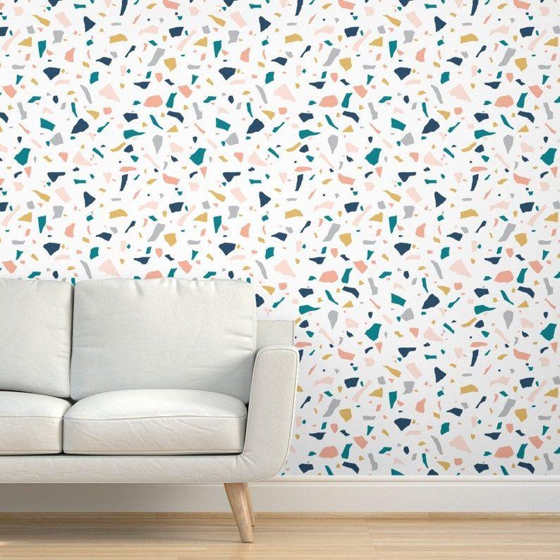 20 Subtle Pattern Peel Stick Wallpapers Tile Wallpaper Peel And Stick Wallpaper Minimal Wallpaper