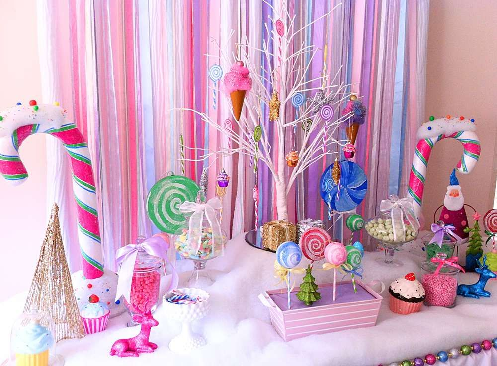 Christmas Holiday Party Ideas Part - 43: Christmas/Holiday Party Ideas | Photo 3 Of 12 | Catch My Party